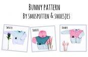Bunny - gratis patroon