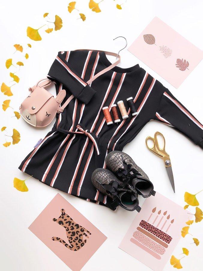 re-fashion: van herentrui naar hippe jurk. Sustainable & Trendy