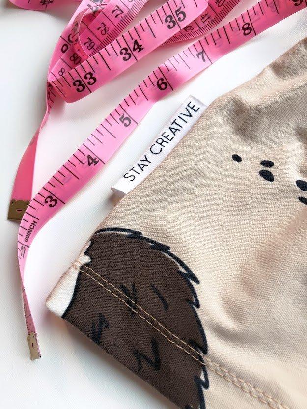 label kleding