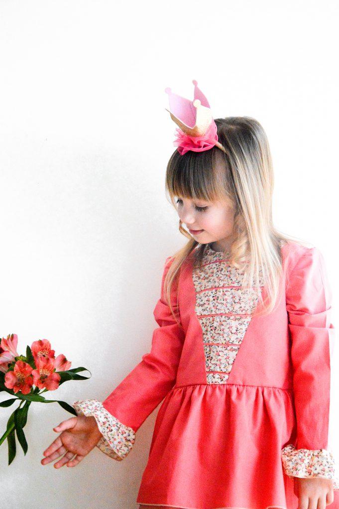 de roze prinses