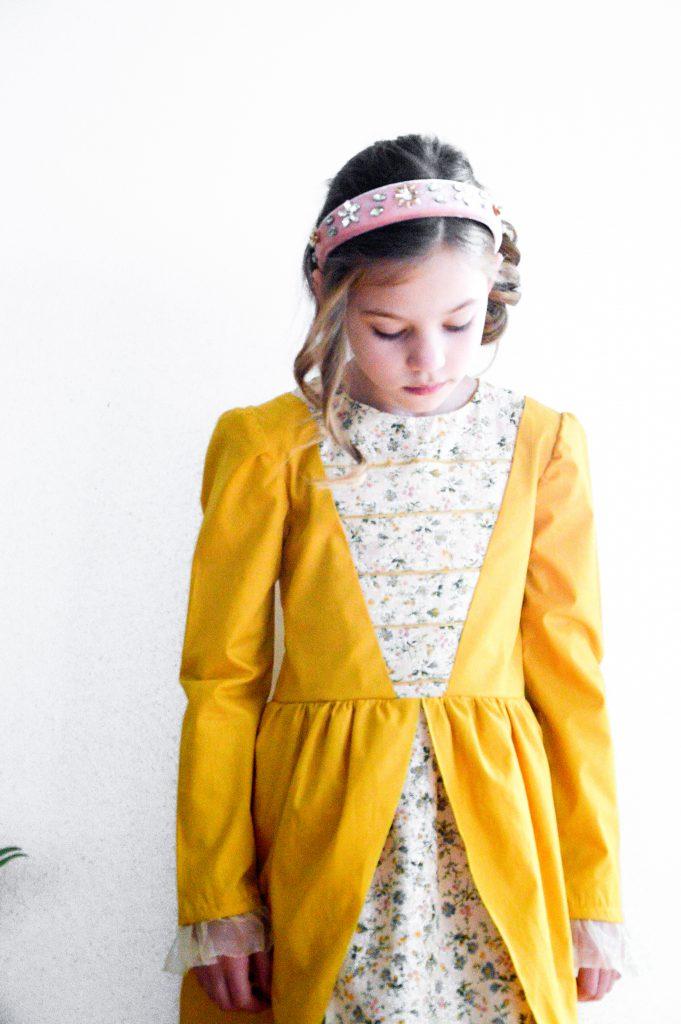 de gele prinses