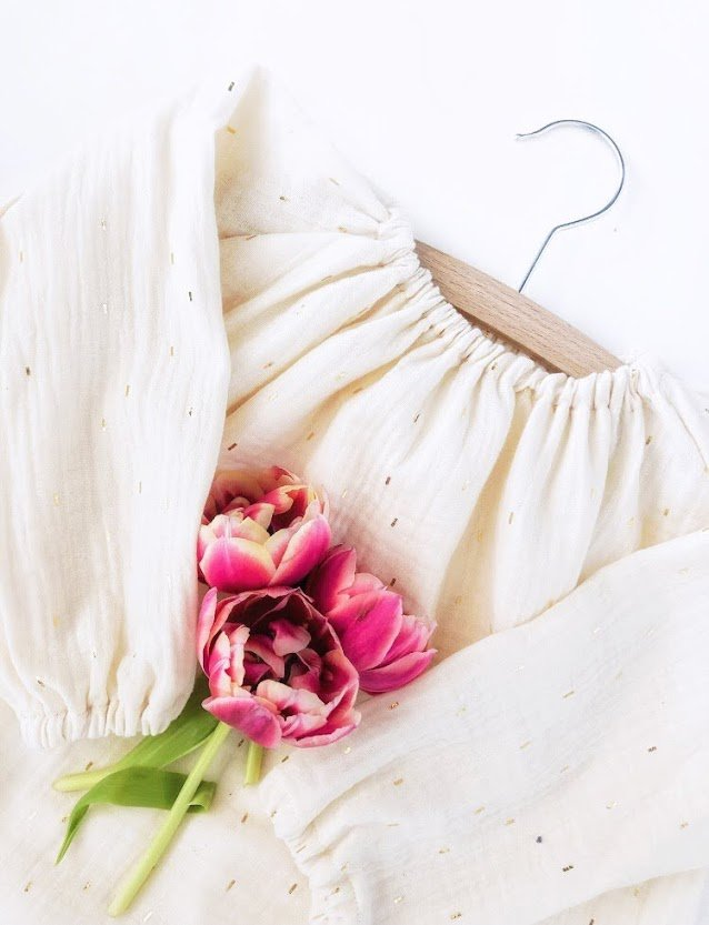 DIY: Dreamy summer blouse voor hippe meiden