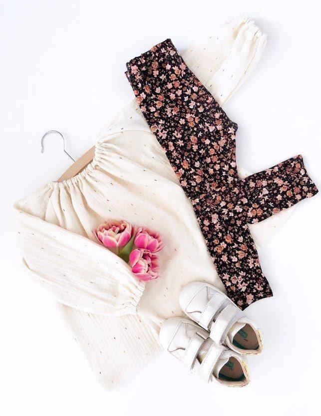 dreamy summer blouse