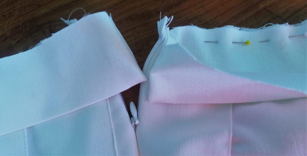 tailleband spelden