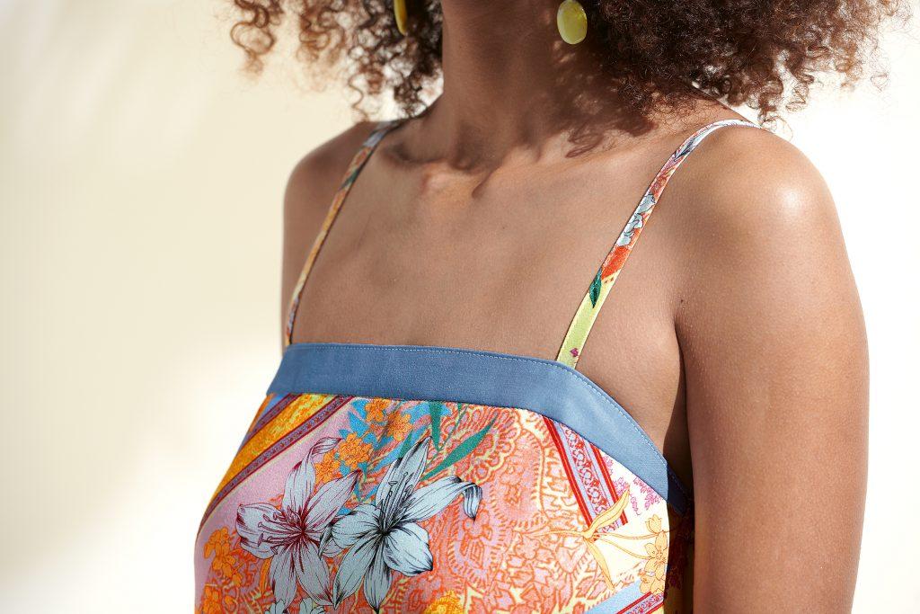 Gratis patroon jurk Mira