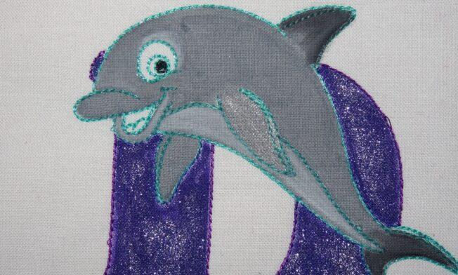 D - Delfin gross