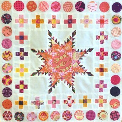 Quiltmanufaktur - BERNINA Medaillon - Kreise x