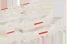 Formschablonen-Set für Q 20 (Table) und Haushaltmaschinen