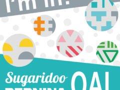 Banner zur Mitmachaktion Sugaridoo Quilt