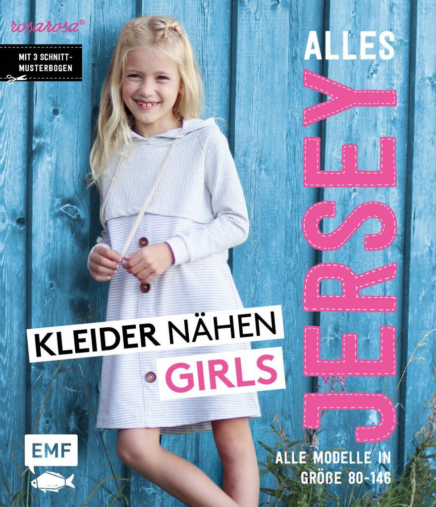 Buch-Cover Kleider nähen Girls