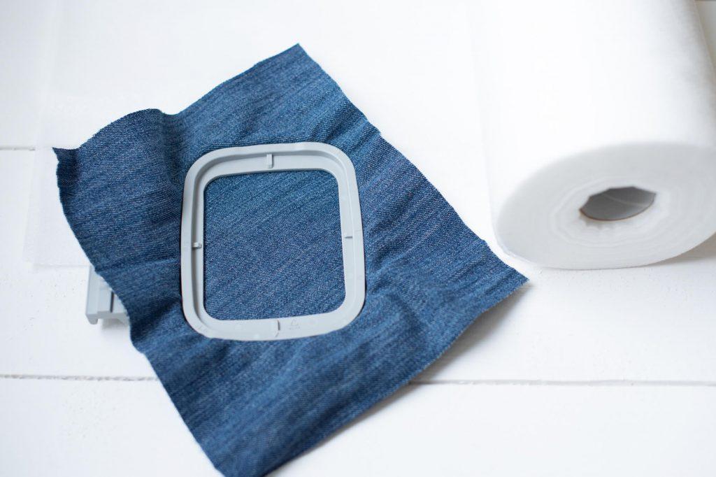 Herz-Taschenwärmer: Gratis-Schnittmuster und Nähanleitung für einen praktischen Taschenwärmer von BERNINA und Selbermachen macht glücklich