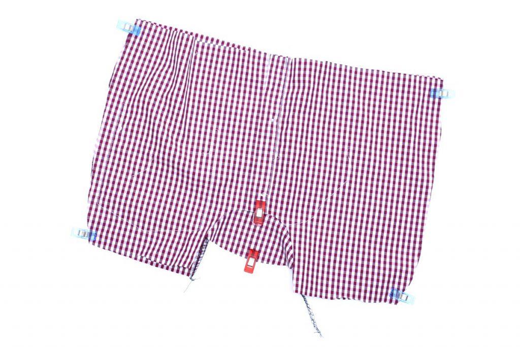 Upcycling-Tutorial 2 – Aus Hemd wird Hose