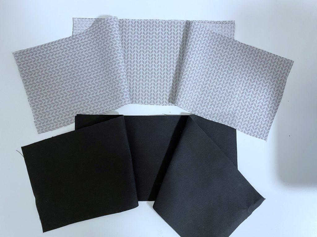 Rucksack-Anleitung: Boden- und Seitenteile