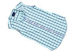 Upcycling-Tutorial 4 – Aus Hemd wird Bluse ohne Arm