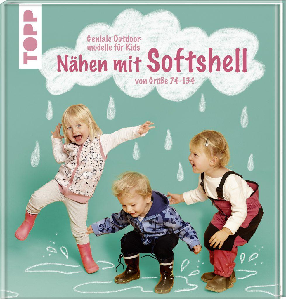 Nähen mit Softshell: Outdoor-Modelle für Kids