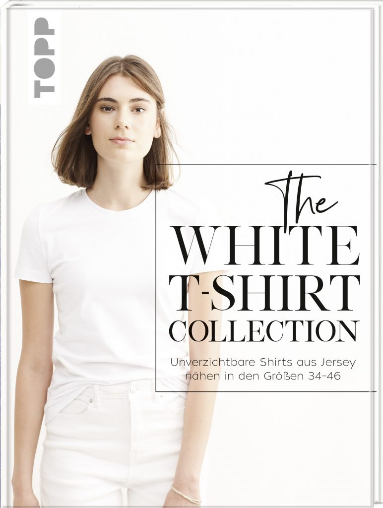 "Buchcover ""The White T-Shirt Collection"""
