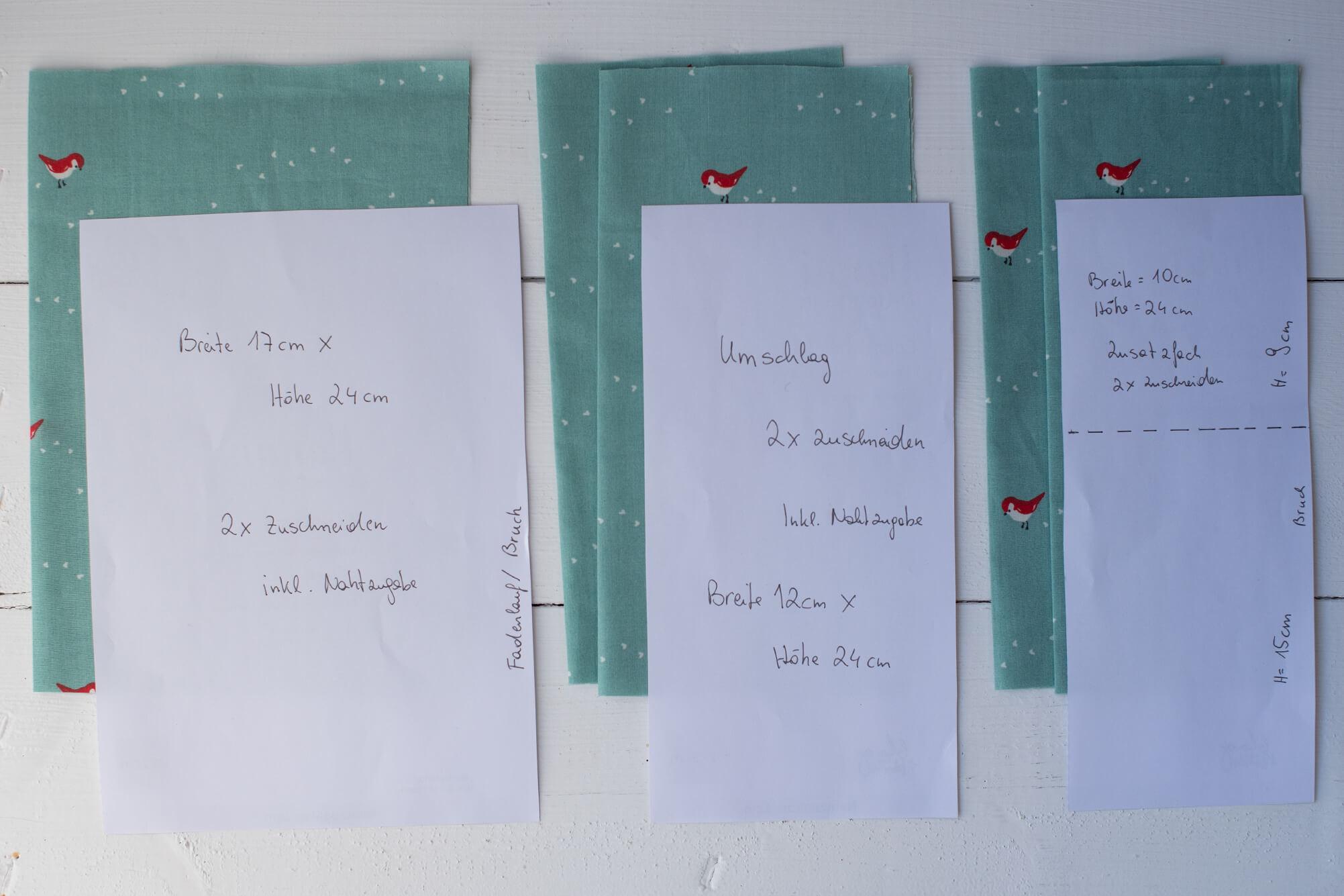 U-Heft Hülle aus Filz mit Namen Mit Persönlichen Foto und Impfpass Gelb