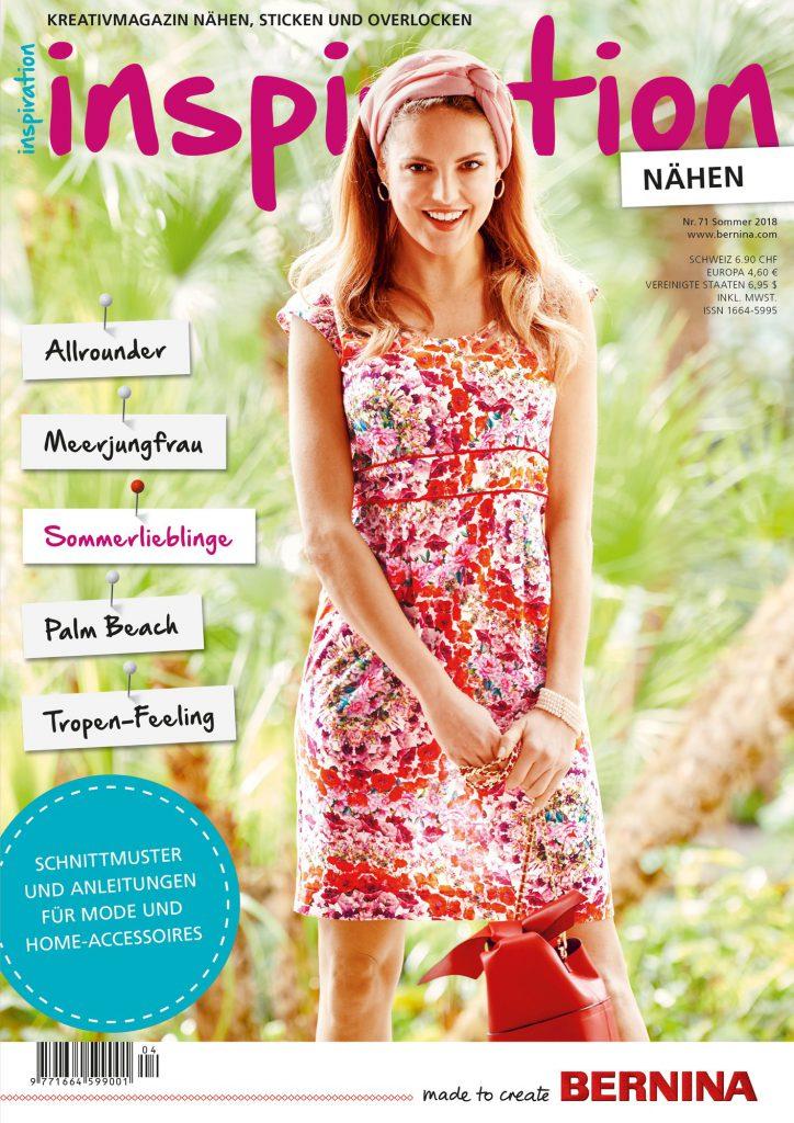 inspiration 71 Magazin-Cover