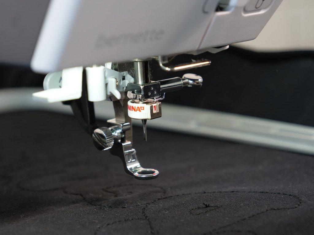 CutWork Tool an Maschine
