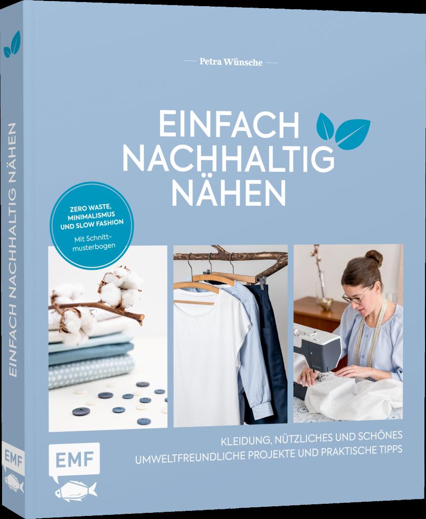 Buch-Cover: Einfach nachhaltig nähen