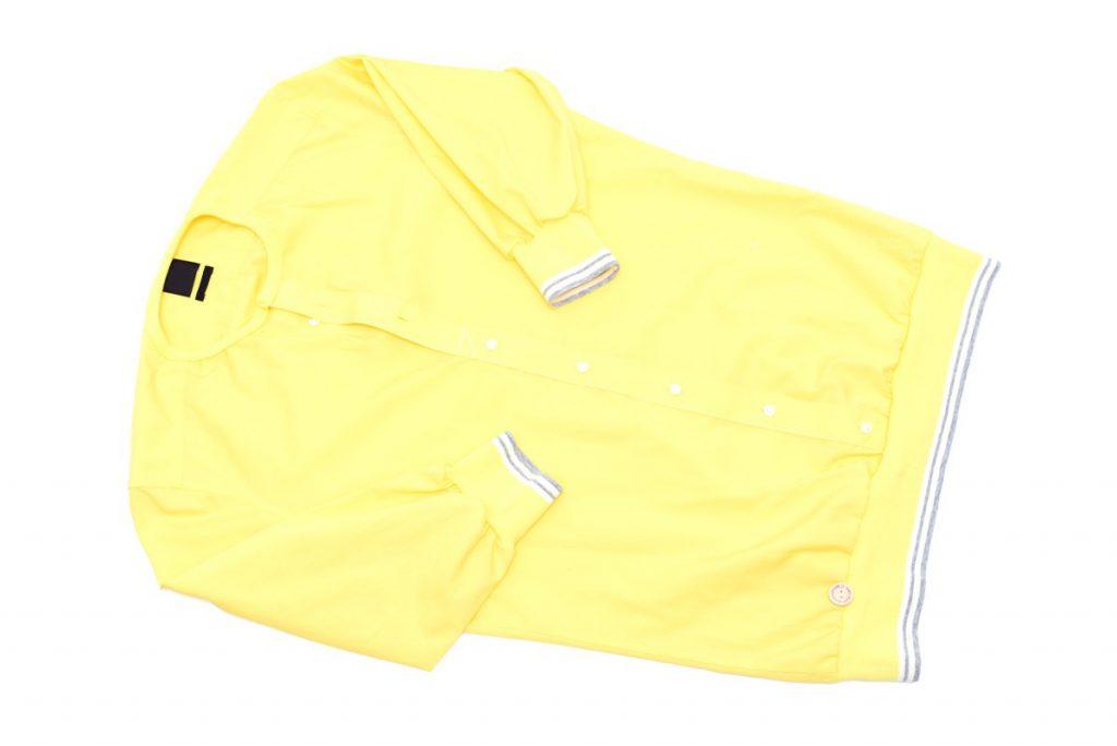 Upcycling-Tutorial 6 – Aus Hemd wird Bluse mit dreiviertel Arm