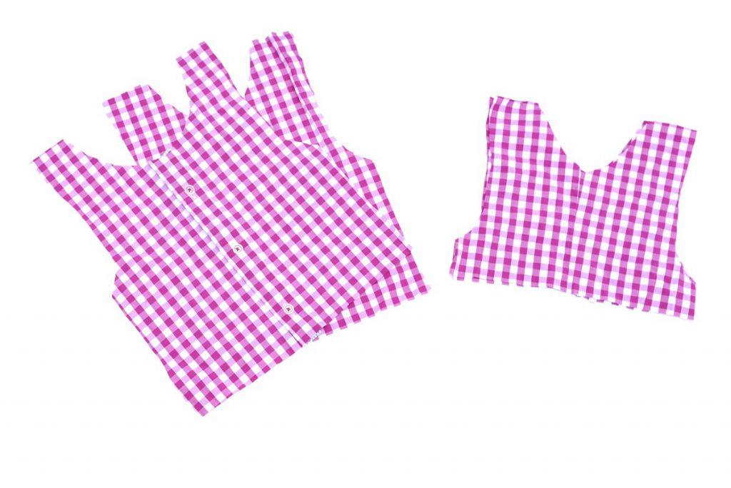 Upcycling-Tutorial 10 – Aus Hemd wird Kleid