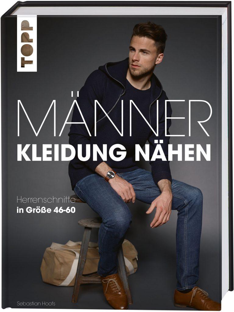 Buchcover Männerkleidung nähen