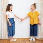 Kinderhose nähen (Culotte) – mit Gratis-Schnittmuster
