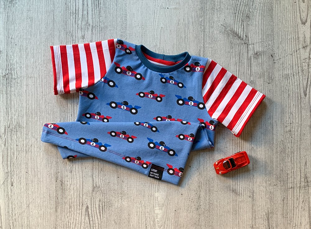 Fertiges Kindershirt