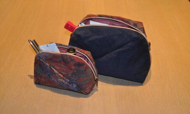 Weekend-bag Stella, Geo-bag 001