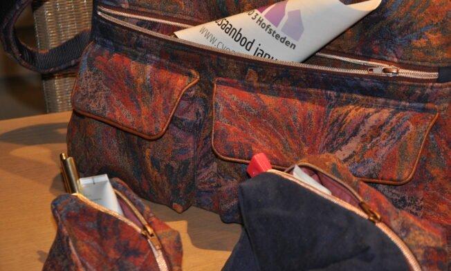 Weekend-bag Stella, Geo-bag 010
