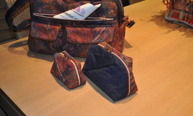 Weekend-bag Stella, Geo-bag 011