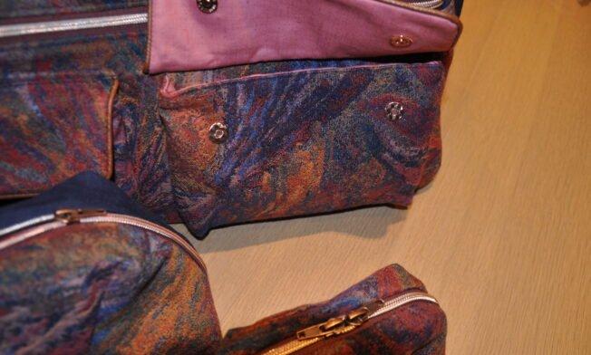 Weekend-bag Stella, Geo-bag 020