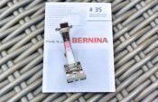 BERNINA blinde ritsvoet #35