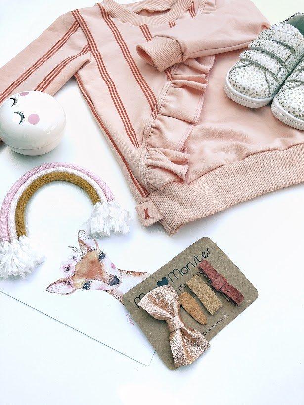 kinderkleding naaien voorjaarseditie stijl