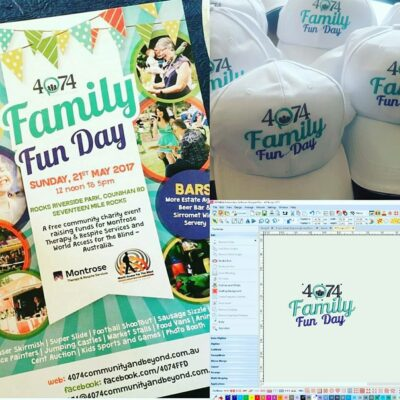 4074 Community & Beyond Family Fun Day