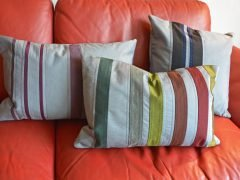 Easy instructions for sewing beautiful patchwork pillowcases