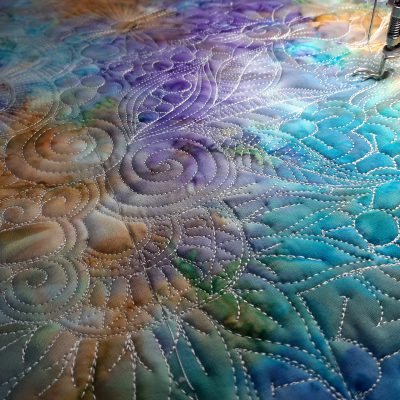 My kind of quilting